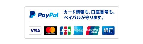 PayPalでクレジットカード決済に対応
